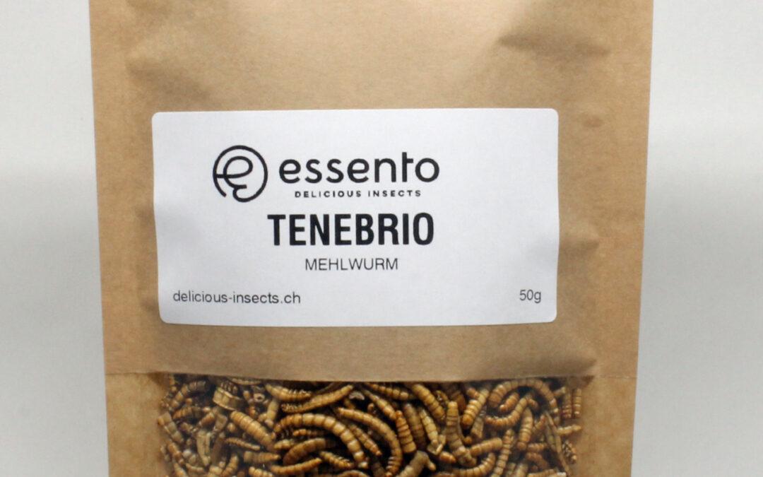 Tenebrio (Mealworm), dried